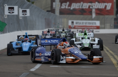 2014 Firestone Grand Prix of St. Petersburg