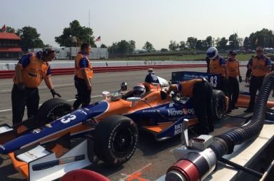 2014 Indy 200 at Mid-Ohio