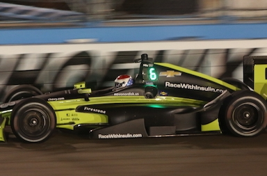 2016 IndyCar Prix View at Phoenix
