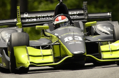 2016 Honda Indy Grand Prix of Alabama